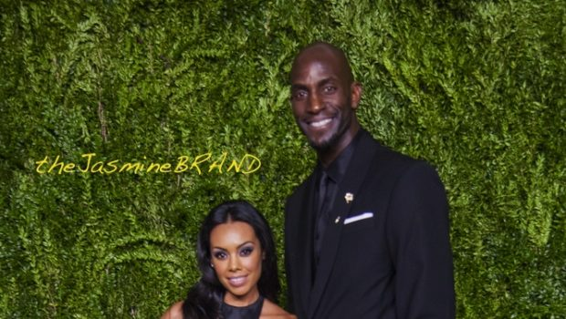 Ex NBA Star Kevin Garnett's Wife Files For Divorce Ending 14 Year Marriage, Wants Spousal Support & Custody of Kids