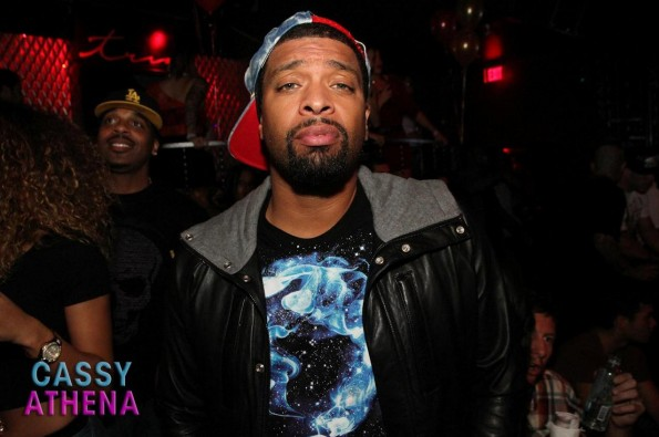 De Ray Davis-the game birthday party tru hollywood-the jasmine brand