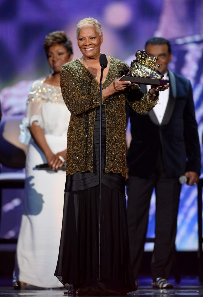 Dionne Warwick - 2013 Soul Train Awards