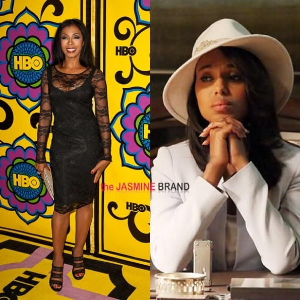 Khandi Alexander-joins scandal cast-plays olivia popes mother-kerry washington-the jasmine brand