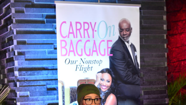 A Couple That Hustles Together, Stays Together! Atlanta Housewife Cynthia Bailey & Peter Thomas Push New Couples Book