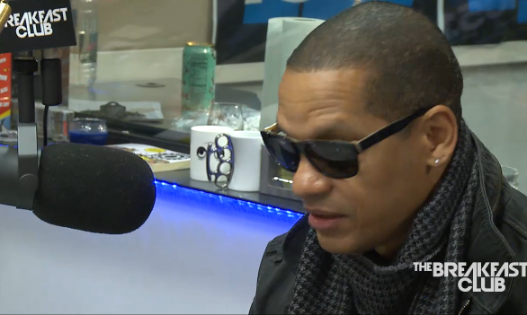 Peter Gunz on the Breakfast Club