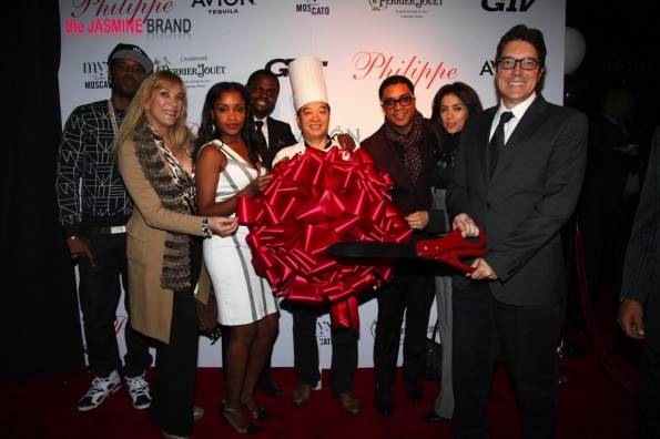 Philippe's Grand Opening and Ribbon Cutting in Beverly Hills on November 21, 2013