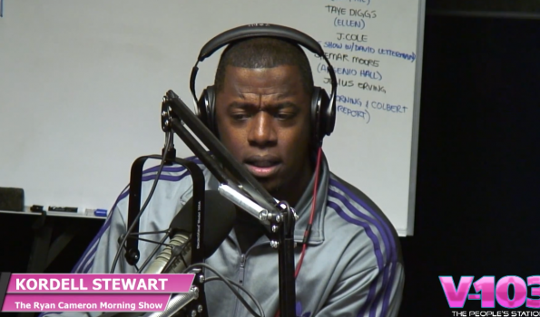 Kordell-Stewart-Talks To Ryan Cameron-The Jasmine Brand
