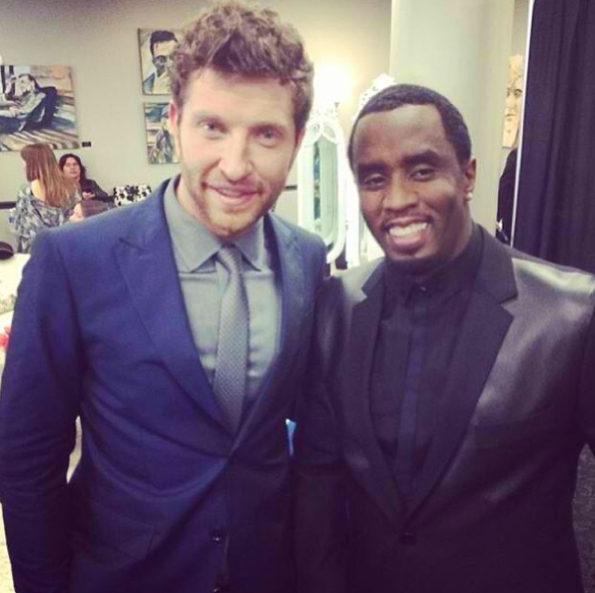 Diddy at CMA Awards-Brett-Eldredge-The Jasmine Brand.jpg