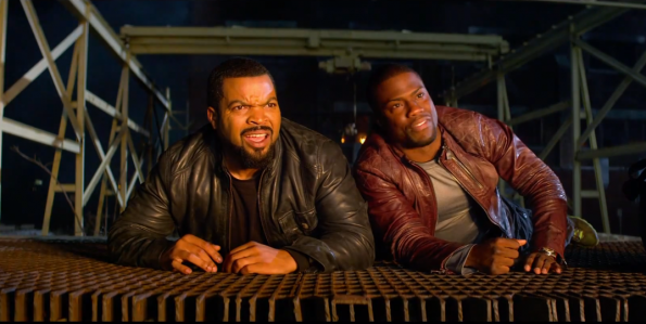 Kevin Hart-Ice Cube-Ride Along-The Jasmine Brand