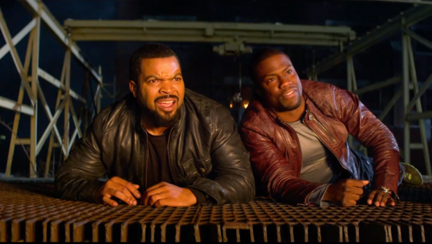 [WATCH)] Kevin Hart and Ice Cube in 'Ride Along' Trailer