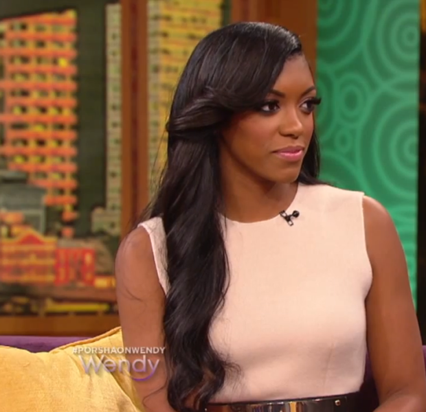 [Video] Atlanta Housewife Porsha Stewart Visits Wendy Williams, Says Divorce Has Nothing to Do With Alleged Gay Rumors