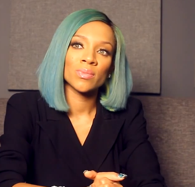 [VIDEO] Lil Mama Says She Isn't Mad At Charlamagne For Making Her Cry