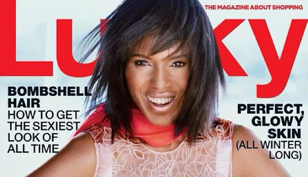 Don't Let The Insanely HAUTE Clothes Fool Ya! Kerry Washington Doesn't Do 'This' For Fashion & Magazine Covers