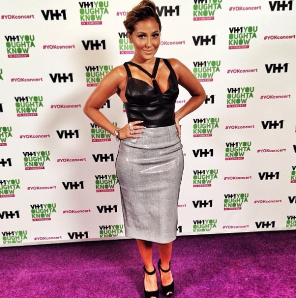 Adrienne Bailon-VH1 Awards-The Jasmine Brand