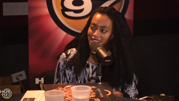 [VIDEO] Solange Recalls Big Sister Beyonce & Kelly Rowland Rescuing Her From A Bully in 8th Grade