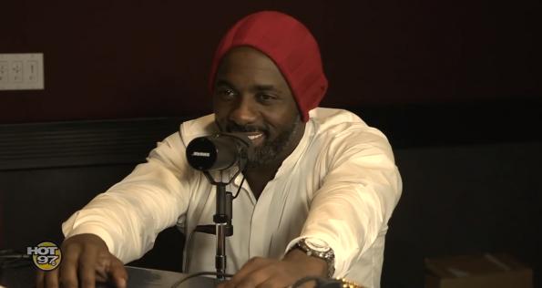 Idris-Elba-Talks-Mandela-Baby-Hot 97-The Jasmine Brand