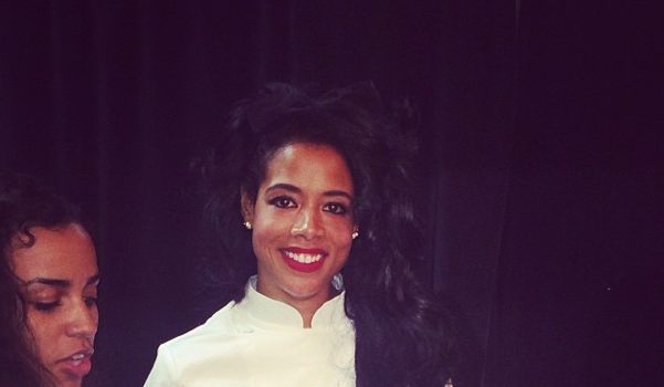 [Photos] She Sings AND Cooks! Nas Ex-Wife, Kelis, Shows Off Her Culinary Skills