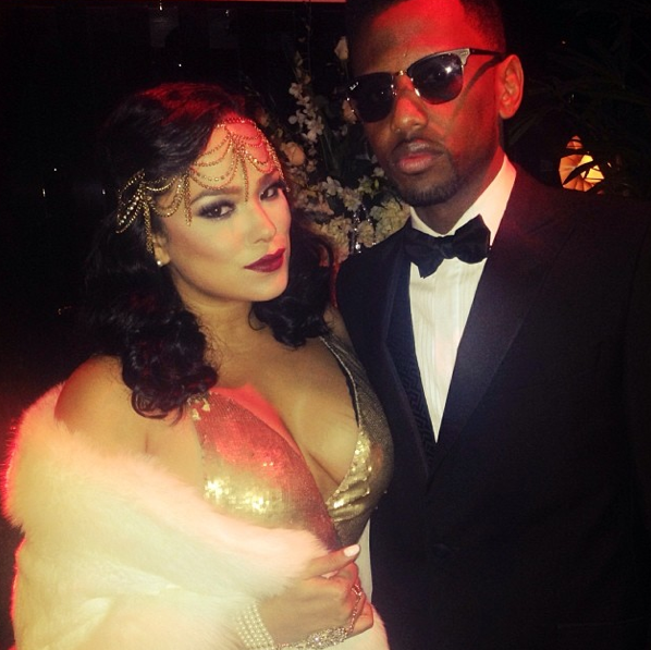 EXCLUSIVE: Emily B & Fabolous Living Together Amidst Domestic Violence Controversy