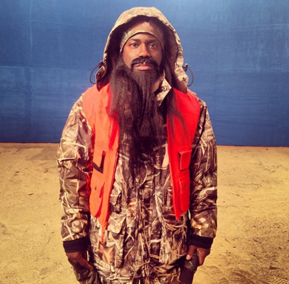 Kevin-Hart-Dressed-As-Duck-Dynasty-The Jasmine Brand