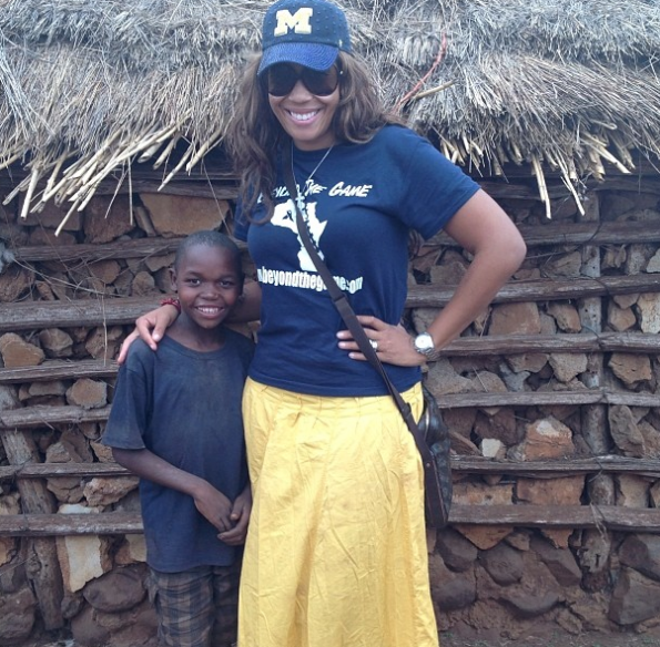 Chanita Foster Visits Africa For Beyond The Game Organization-The Jasmine Brand.jpg