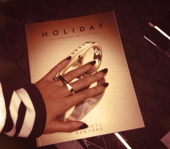 Beyonce-Barneys Collection-NYC-The Jasmine Brand