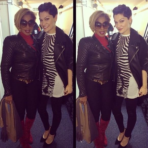 Mary-J-Blige-Jessie-J-X-Factor-London-The Jasmine Brand