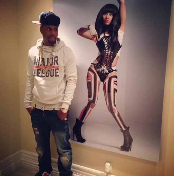 Safaree-Nicki-Minaj-The Jasmine Brand