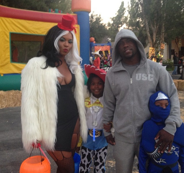 Argument Erupts Over Kevin Hart's Ex-Wife Halloween Photo