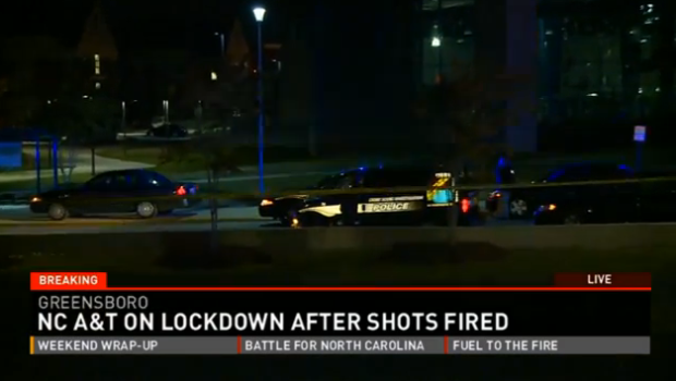 [VIDEO] North Carolina A&T On Lockdown After Campus Shooting During Homecoming Festivities