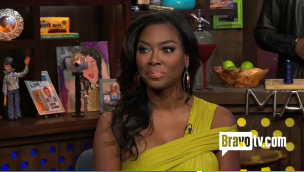 [VIDEO] Kenya Moore Tells Andy Cohen the Real Reason She Dated Walter Jackson, Confirms New Boyfriend Is An African Prince