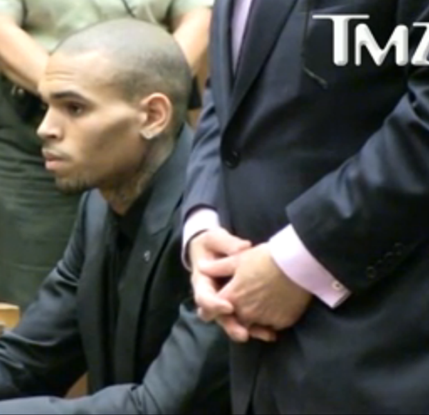 Chris Brown Reportedly Kicked Out During Last Rehab Stint, Court-Ordered 90 More Days