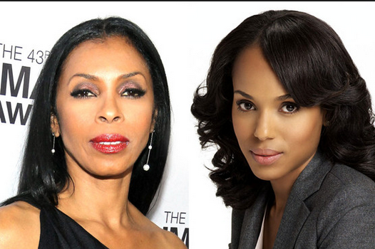 Actress Khandi Alexander Said Her Mama Pope Role On 'Scandal' Was So Secret She Couldn't Even Tell Her Boyfriend