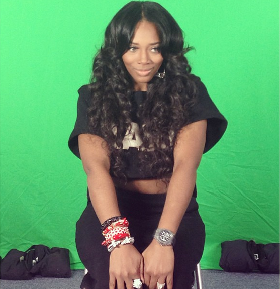 Love & Hip Hop's Yandy Smith Chastises Young Black Bloggers For Slandering Her Name & Reporting False Stories