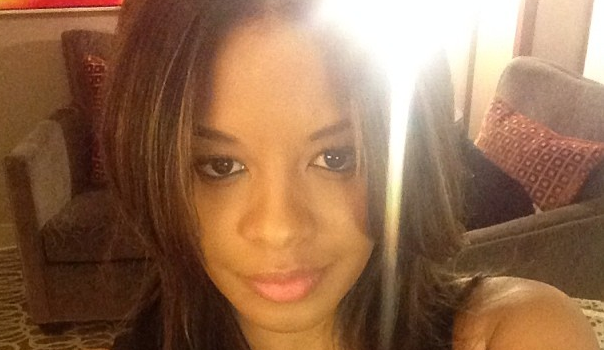 Pregnant & Glowing: Vanessa Simmons Shows Off Her Baby Bump With Boyfriend, Mike Wayans