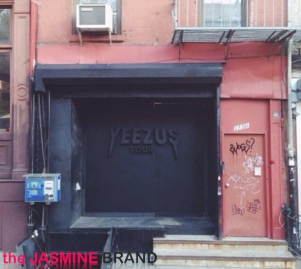 a-kanye west-yeezus tour pop up-new york-the jasmine brand