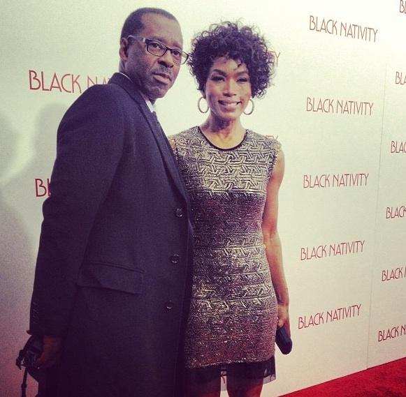 angela bassett-husband-black nativity premiere-the jasmine brand