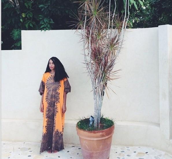 b-solange-jamaica vacation 2013-the jasmine brand