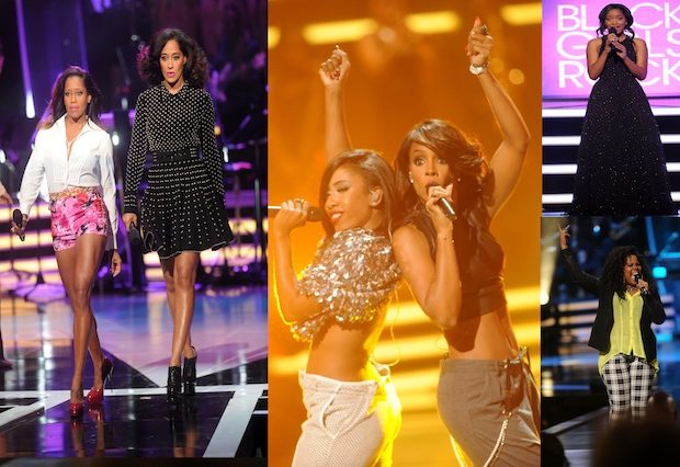 [WATCH] Black Girls Rock! Performances: Jennifer Hudson, Kelly Rowland & Amber Riley