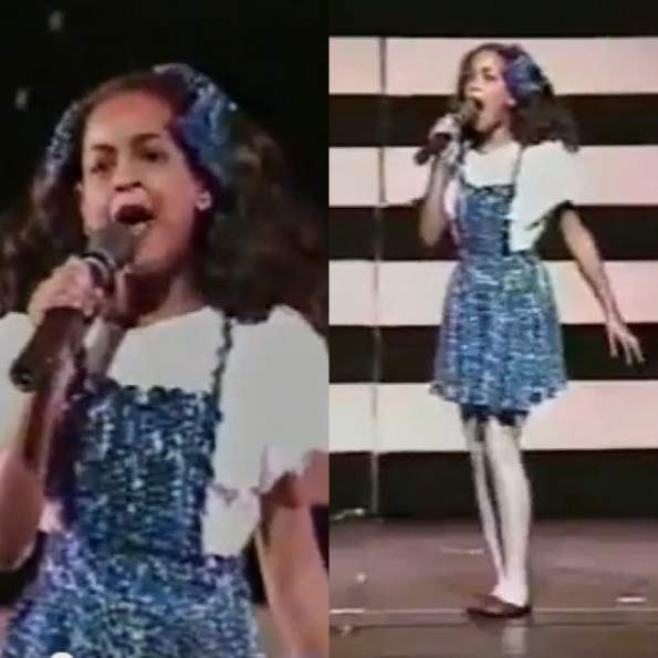 beyonce-singing home-seven years old-the jasmine brand