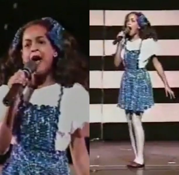 [VIDEO] Out of the Mouth of Babes: 7-Year-Old Beyonce Performs 'Home'