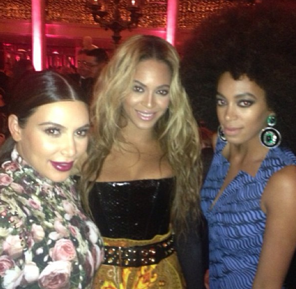Beehive Starts a Petition for Beyonce Not to Attend Kim Kardashian's Wedding