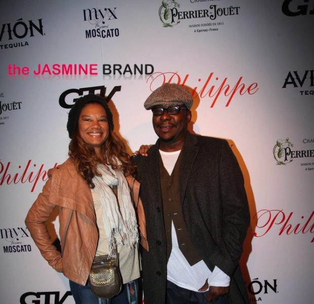 Bobby Brown, Draya Michele, Kevin Hart & Keyshia Cole Attend Philippe's Beverly Hills Grand Opening