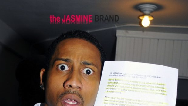Actor Brandon T. Jackson Begs For Media's Help, After Allegedly Called N-Word & Kicked Off US Airways Flight