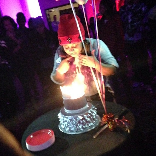 cake-lil wayne daughter-reginae 15th birthday party-the jasmine brand