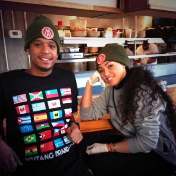 chef roble and elle varner-thanksgiving feed the needy-the jasmine brand