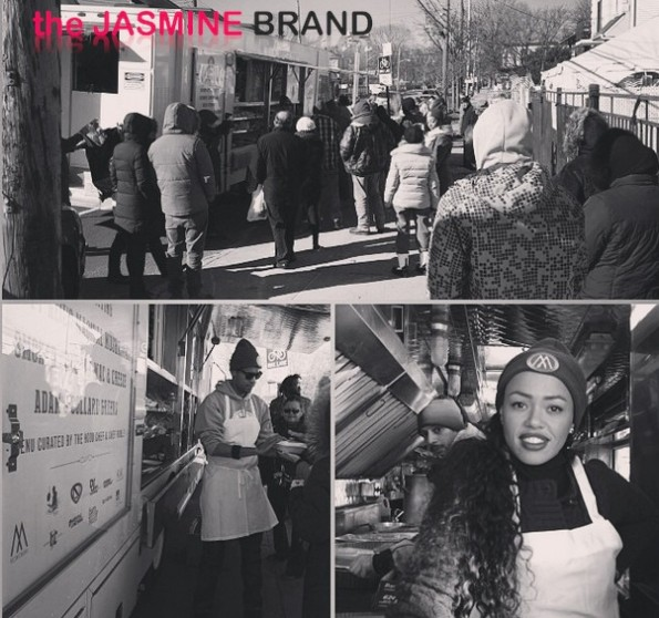 chef roble-elle varner-thanksgiving-feed the needy-the jasmine brand