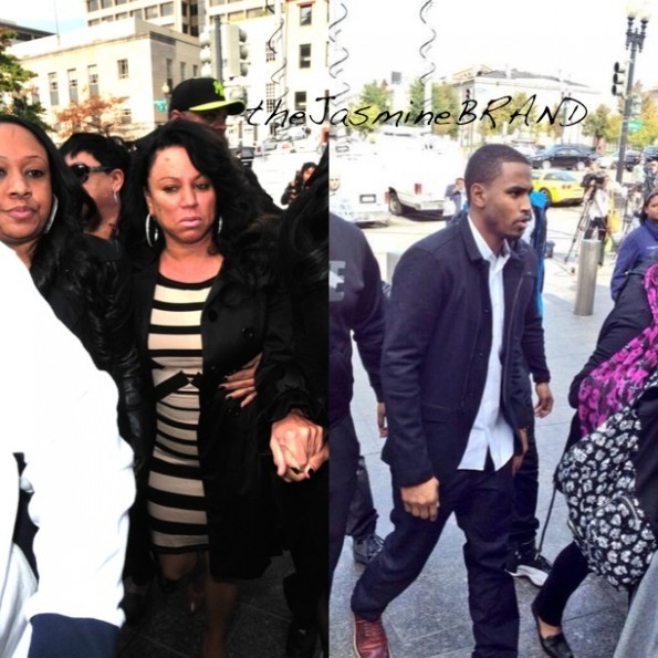 chris browns mom-joyce hawkins-thanks trey songz-the jasmine brand