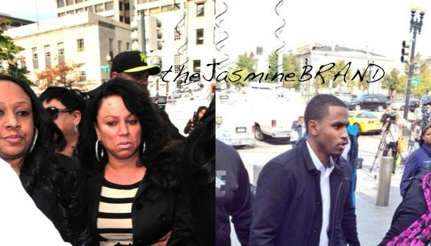 Chris Brown's Mom Publicly Thanks Trey Songz, Singer Reportedly Receiving Psychological Counseling In Rehab