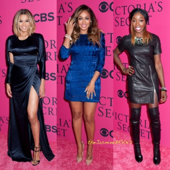 ciara-lala anthony-estell-victorias secret show-the jasmine brand