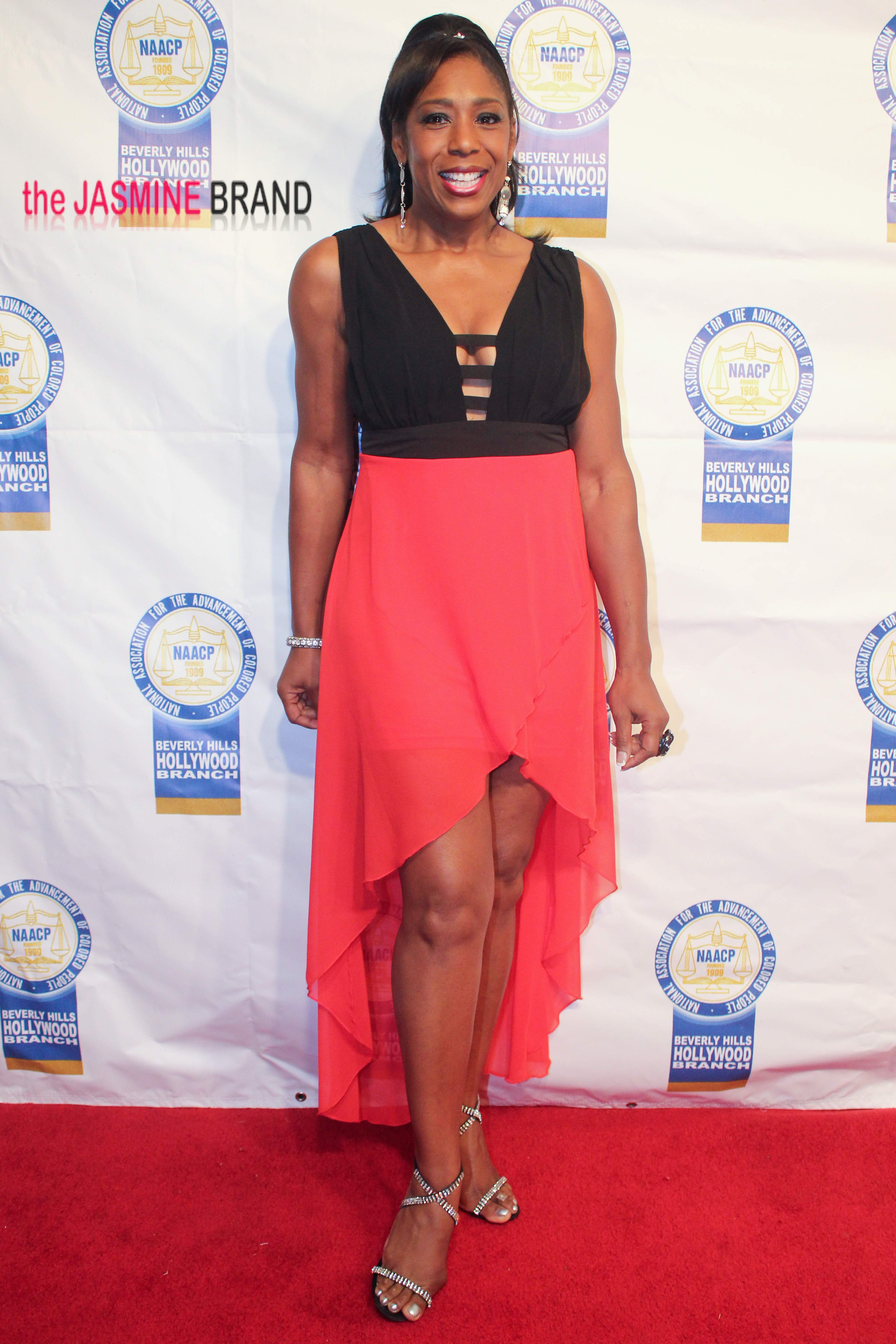 dawn lewis-naacp theater awards 2013-the jasmine brand