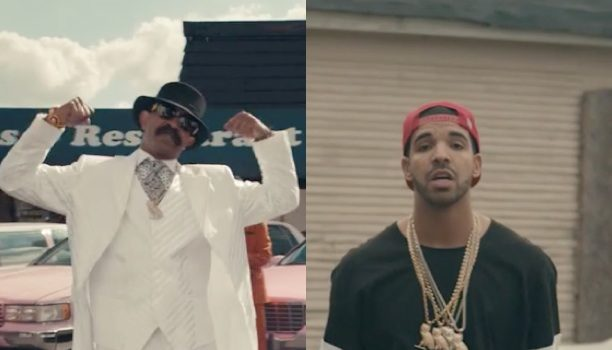 [WATCH] Drake's Father Steals the Show In 'Worst Behaviour' Video