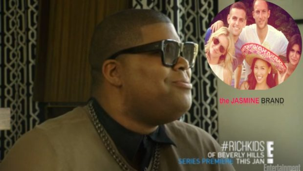 [WATCH] First Look: '#RichKids of Beverly Hills' Featuring E.J. Johnson