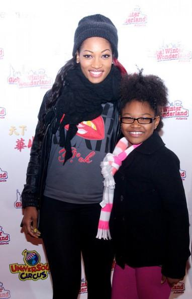 Erica Dixon, Daughter